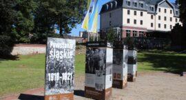 """Wystawa """"Powstania śląskie 1919−1921"""" na Kalwarii"""