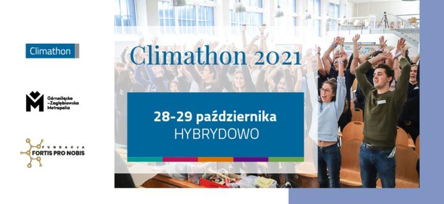 Climathon 2021: Jak skutecznie oszczędzać energię?