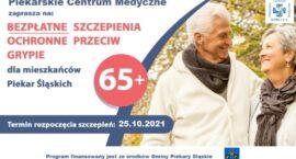 Ruszyły szczepienia przeciw grypie dla mieszkańców 65+